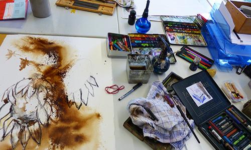 Kunst - Kreativität